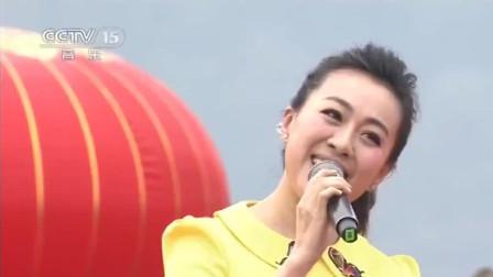 王洪波、曲丹现身乡村演绎情歌对唱《山水恋情》, 好听醉了