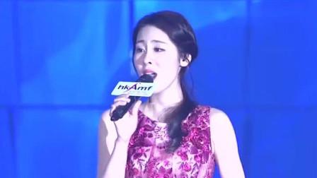 张碧晨翻唱的爵士版《红玫瑰》改编后的换了一种感觉, 妩媚动人