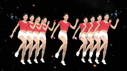 点击观看《新生代广场舞 《That Girl》抖音神曲入门级鬼步舞视频》