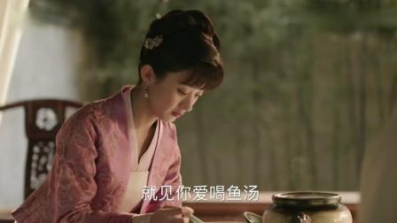 知否知否: 赵丽颖的吃货本性连贺家哥哥都知道, 特地做吃的讨好她