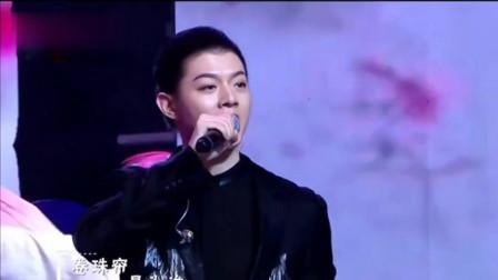 中国情歌汇: 霍尊惊艳再现《卷珠帘》, 好美好陶醉, 耳朵要怀孕了