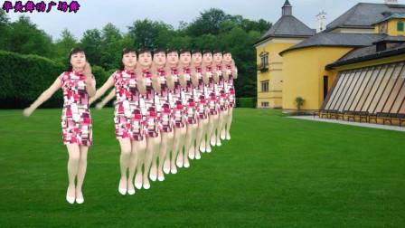 点击观看《华美舞动广场舞《你怎么说》邓丽君演唱经典老歌 简单32步》