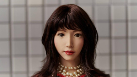 未来男女失衡, 日本造最逼真女机器人, 男人看到都想娶?