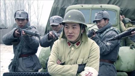 鬼子不怀好意,竟不知身后有一群八路军,自己成了活靶子!
