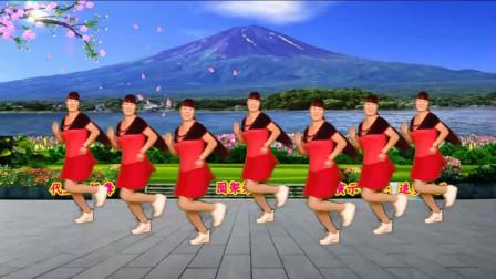 代玉广场舞《囵架架》抖音流行歌曲16步网红泵跑广场舞视频