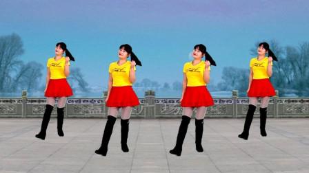 益馨广场舞《最美最美》动感32步健身舞视频