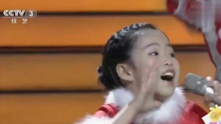 8岁女孩朱君垚演唱《卖扁食》, 童声甜美, 朱迅直夸真棒