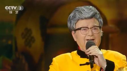 88岁胡松华重温经典《赞歌》, 风采依旧, 声音高亢嘹亮