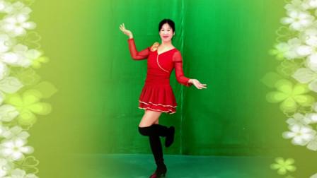 一步一步教您跳曳步舞《最美的你》特别动感好看 还好跳