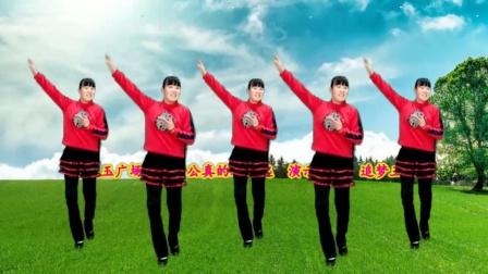 热门广场舞《老公真的对不起》原创32步简单易学, 附教学