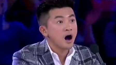 杨钰莹挑战杨幂成名曲, 打扮性感成为全场焦点, 台下男明星看呆了