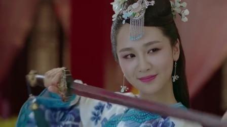 易欢选花魁当众舞剑,艳惊四座赢得一片叫好,皇上又吃醋了
