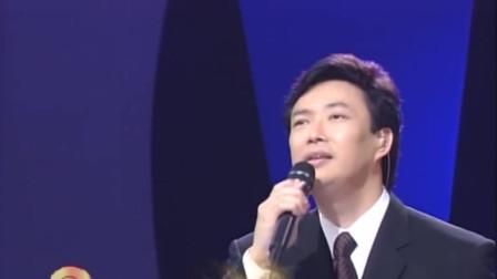 费玉清演唱闽南老歌《可怜恋花再会吧》, 简直就像神仙在唱歌!