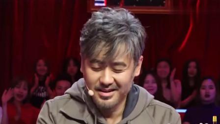 吴秀波用磁性嗓音演唱《吻别》, 薛之谦听完之后坐不住了!