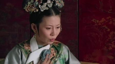 甄嬛传:齐妃陷害叶答应被揭发,为保全儿子,狠心上吊自杀