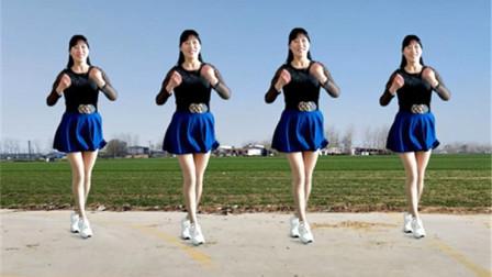 阿真广场舞《老妹你真美》基础欢快鬼步舞简单好看附教学分解视频