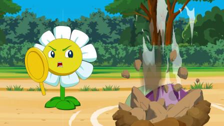 真是倒霉-植物大战僵尸搞笑动画