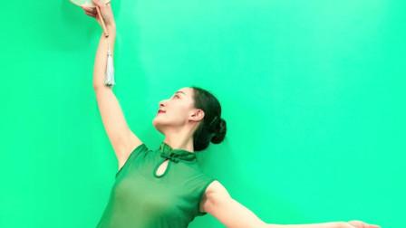点击观看《舞林一分钟 抖音点击量过亿的《琵琶行》中国舞分解教学》