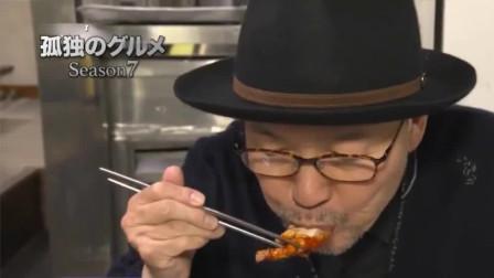 孤独的美食家:卤蛋作者在首尔吃烤后切猪五花和各种泡菜