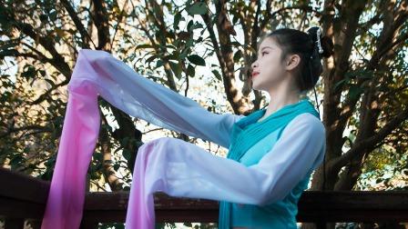 点击观看《这个《采薇》古典舞,是不是有种仙女一样》