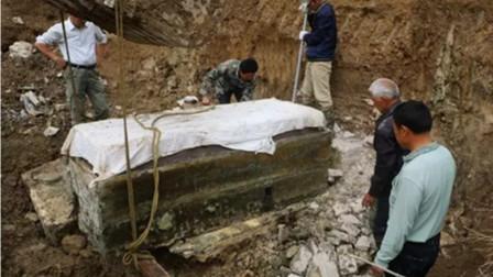 神秘公主墓被发现,墓主衣服被揭开之后,吓坏所有人了