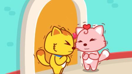 猫小帅故事为什么穿羽绒服会觉得暖和