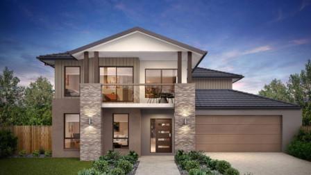 没买房的恭喜了!新型材料只花15万建别墅,3天盖成能住130年!