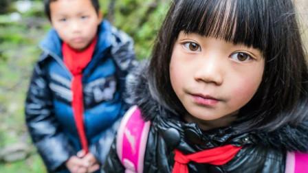 中国有700万留守儿童,10%认为父母已死