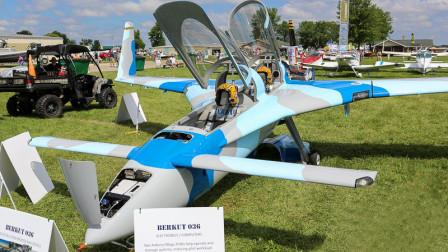 老外花10年时间,将老式飞机改成私人飞机,荣获多个奖项!