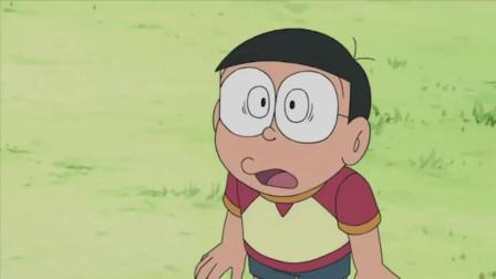 哆啦A梦:大雄其实是个有成年人思想的小学生?