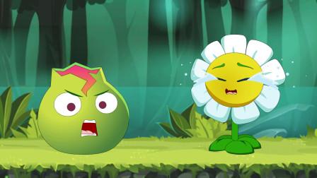 一定能占上风-植物大战僵尸搞笑动画