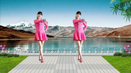 阿真广场舞《走近你的新房》最新网络流行歌曲广场舞视频