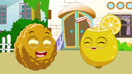 开心的小坚果-植物大战僵尸搞笑动画