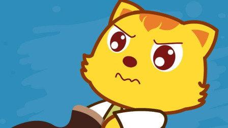 猫小帅故事小孩与栗子