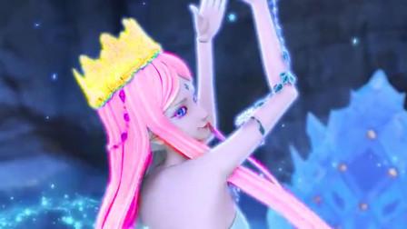 精灵梦叶罗丽测试:选择一位仙子,测试你的人格!选择冰公主的太浪漫!