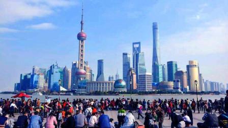 纽约跟上海之差有多大?上海要用25年追东京,如果想要追纽约要多久?
