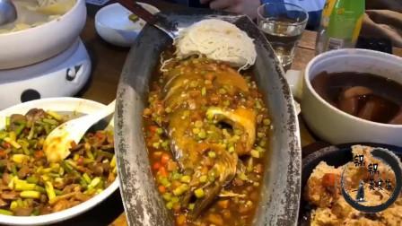 3大巨头北京一日游,美食从早吃到晚,这才是神仙过的生活