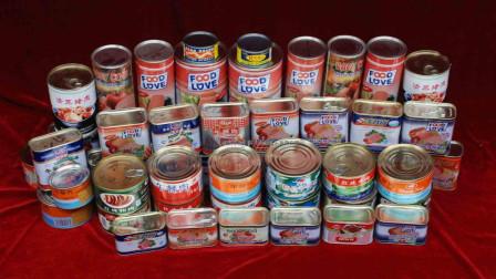 军用罐头的保质时间,到底有多长?许多二战罐头现在还能吃!