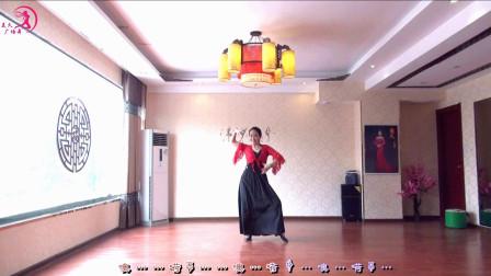 点击观看《美久广场舞《天竺少女》适合舞台表演的广场舞视频》