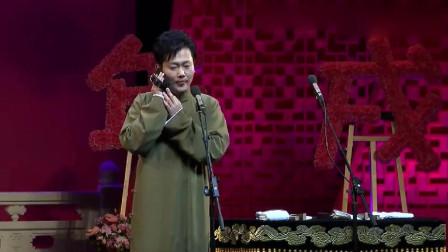 孟鹤堂舞台上接电话,德云社能说的不能说的全被他说出去了