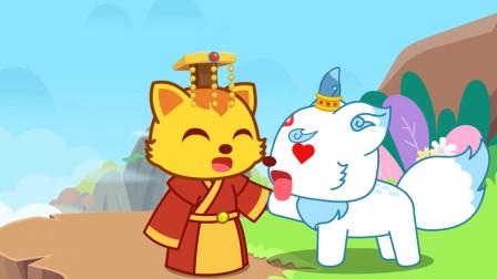猫小帅故事神兽白泽