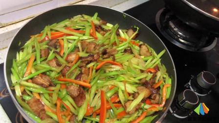 农村人很喜欢的一道菜,做法简单营养价值高,是被你忽略的美食