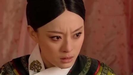 甄嬛传:苏培盛说出皇上杀果郡王的原因时,甄嬛听后满脸的杀气