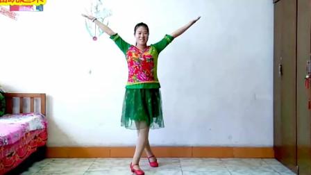 代玉广场舞《幸福跳起来》简单好看的时尚现代舞视频