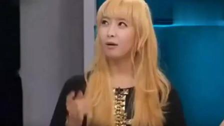 韩国人在宋茜面前秀美食,但是听她说中国的食物后,被吓到了