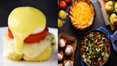 多款美食花样自制,一个面包4个做法,保证有你喜欢的那一款!