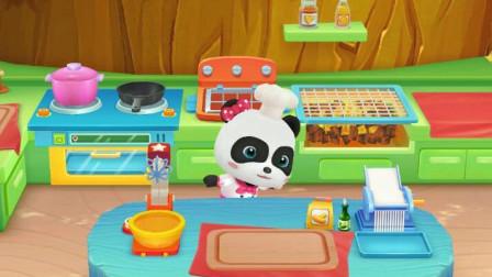 宝宝巴士:孩子们的美食手工DIY,一起来制作美味的麻婆豆腐吧!