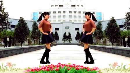 麦芽广场舞《耶耶耶》好多都喜欢的跳的广场舞视频
