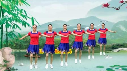 代玉广场舞《最炫民族风》传唱度很高的经典歌曲广场舞视频