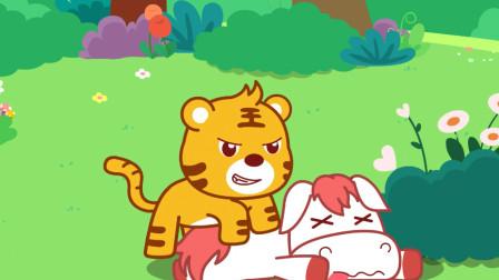 猫小帅故事马为什么站着睡觉